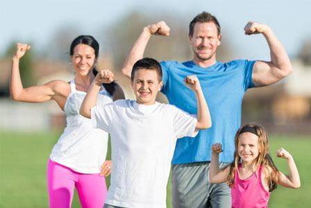 Family-exercising-2